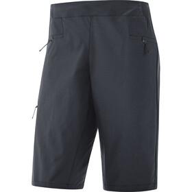 GORE WEAR Explr Shorts Women, negro